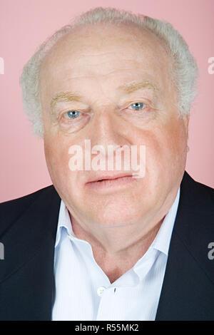 Portrait of a senior man Banque D'Images