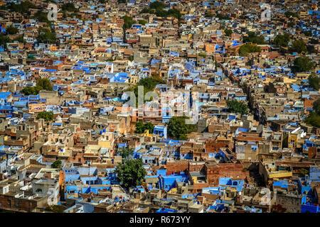 "Jodhpur â€"" Blue City"
