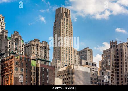 Skyline de New York, New York, USA