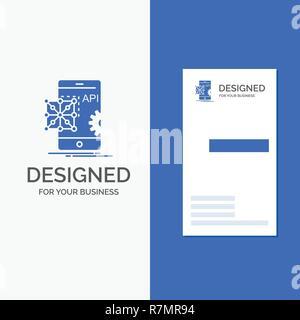 Logo Dentreprise Pour LAPI Application Developpement Codage Mobile