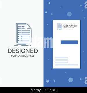 Logo Daffaires Pour Le Projet De Loi Excel Fichier Facture