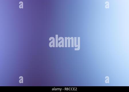 Les dégradés de bleu et violet abstract color Banque D'Images