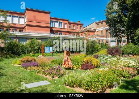 La France, Haute-Garonne, Toulouse, le Jardin des Plantes ...