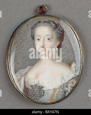 Anne, Princesse royale et la Princesse d'Orange, Anna van Hannover, 1709-59, épouse de Prins Willem IV, attribué à repensé