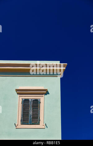 Des capacités en été à Rio nell'Elba, Toscane, Italie Banque D'Images