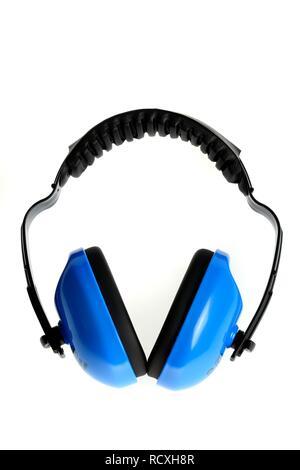 Protection de l'ouïe pour protéger contre la pollution sonore Banque D'Images