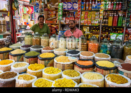 Conemara marché, Trivandrum, Kerala, Inde Banque D'Images