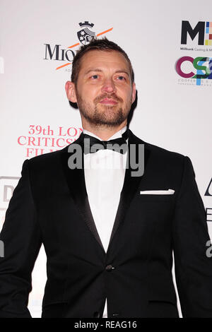Londres, Royaume-Uni. Le 20 janvier, 2019. Lee a brillé La 39e attinding London Critics' Circle Film Awards au May Fair Hotel l Londres dimanche 20 janvier 2019 Crédit : Peter Phillips/Alamy Live News Banque D'Images