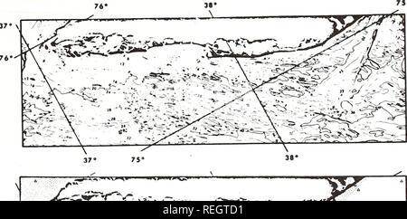 """. Recueillis les réimpressions / laboratoires océanographiques et météorologiques de l'Atlantique [et] laboratoires océanographiques du Pacifique. Bedford périodiques.. &Gt;<sédimentation elf 123"""" 37 . .*.-Â""""Â""""â ¢ â ¢ Â""""Â"""" *â â ¢ ⢅ 41IB, â… J ' *"""" """"' """"' ~ _ _ â â ¢¢ . ^ un â ¢ â ¢ â ¢ â*!;â * un % * . .¢ â ¢ """"V -?""""â T"""" I 1 I 1 TRÈS GROSSES MOYENNES À TRÈS GROSSES SANC MO FINE SANO ^L ^taVn '' 'ivWi^^b â. Sable très fin, d'argile limoneuse DONNÉES WOODS HOLE VA INST MAR. Les données de l'IVD. Veuillez noter que ces images sont extraites de la page numérisée des images qui peuvent avoir été retouchées numériquement f Banque D'Images"""
