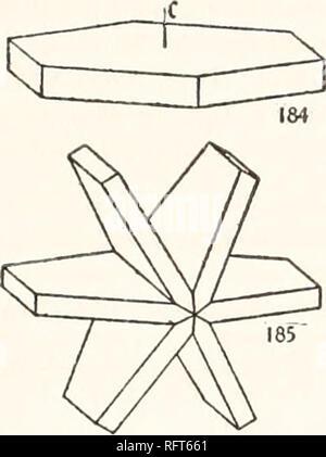 """. Carnegie Institution of Washington publication. Les hémoglobines de cristallographie des rongeurs. 221 réfraction est très faible. L'élasticité de l'ordinaire ray, Jo, est un peu plus importante que pour l'extraordinaire ray ou """" &gt; les indices de réfraction en aj, et le lecteur optique de caractères est donc faiblement positif. L'écureuil gris Sciurus carolinensis,. 46 plaques et 47. L'animal vivant a été obtenu à partir d'un collecteur à Newport News, en Virginie, et a été purgés dans le laboratoire. Le sang était oxalated avec de l'éther et centrifugalized hémolysé, et les préparations de la manière habituelle. Cristaux formés m Banque D'Images"""
