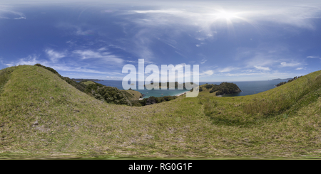 Waewaetorea Island Russell Nouvelle-zélande Banque D'Images