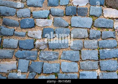 Revêtement de surface texture gris close up Banque D'Images