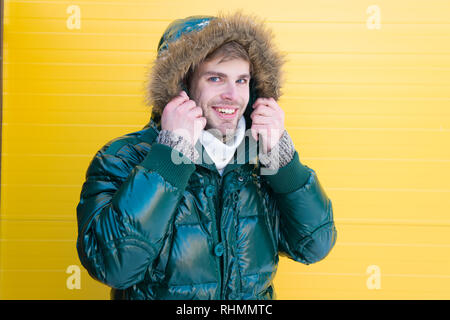 187a6ad3361148 ... Vêtements d'hiver confortables. Garder au chaud. Vêtements pour homme  élégant d'