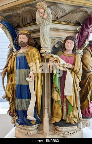 Le Puits de Joseph, Joseph Moreau, Musée des beaux-Arts, Musée des Beaux-Arts, Dijon, Côte d'Or, Bourgogne, Bourgogne, France, Europe Banque D'Images