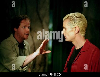 WHEDON,MARSTERS, Buffy the Vampire Slayer, 1997 Banque D'Images