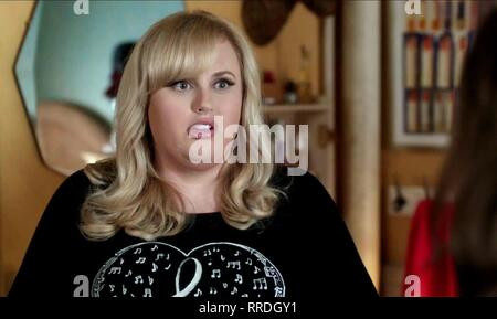 REBEL WILSON, PITCH PERFECT 3, 2017