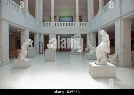 Amérique latine, États-Unis, Illinois, Chicago, The Art Institute of Chicago