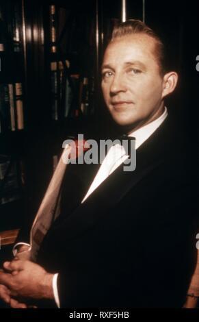 HARRY LILLIS CONOCIDO COMO Bing Crosby (1903-1977) ACTEUR Y CANTANTE ESTADOUNIDENSE.