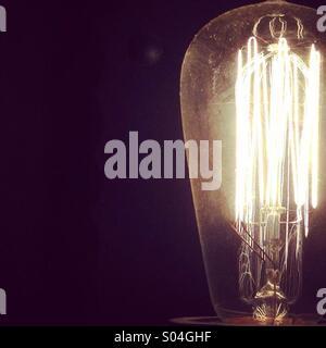 Brillante idée Banque D'Images