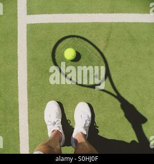 Tennis Banque D'Images