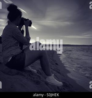 Photographe Banque D'Images