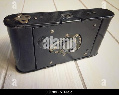 Appareil photo Kodak Vest Pocket Banque D'Images