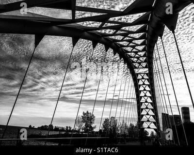 Passage de la baie Humber Bridge, Toronto, Canada