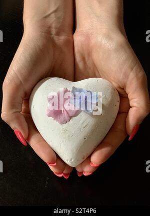 L'amour.. Banque D'Images