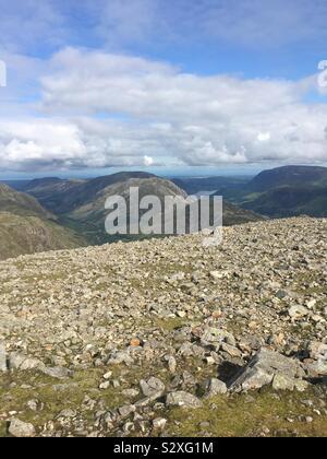 Montagne Banque D'Images