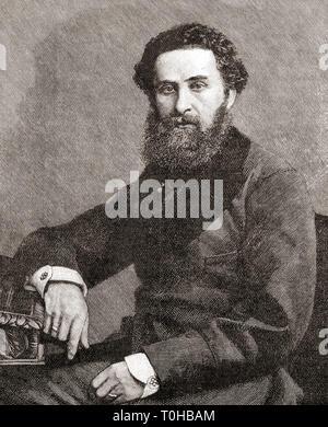 L'ancien vice-roi des Indes, Robert Bulwer Lytton, 1er comte de Lytton