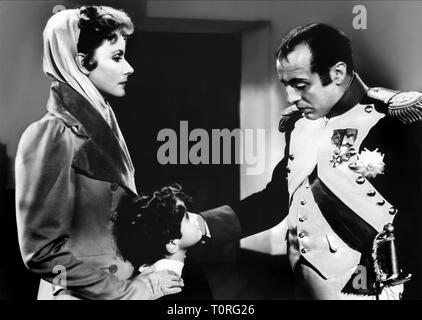 GARBO,BOYER, conquête: Napoléon, 1937 Banque D'Images