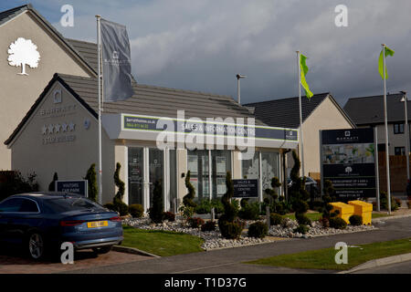 Barratt homes, Patrimoine Grange, Édimbourg Sud , Écosse Banque D'Images