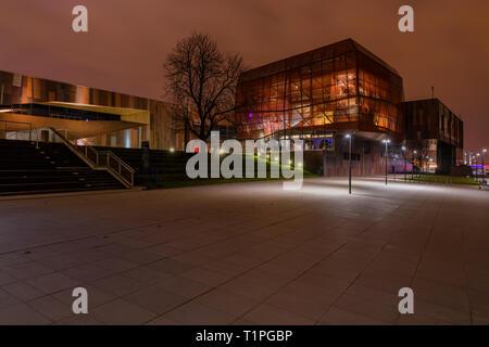 Centre des sciences Copernic à Varsovie, Pologne