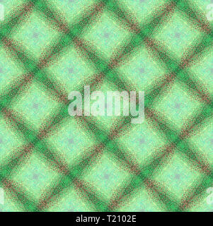 Modèle transparent avec un ornement décoratif résumé sous la forme d'une grille, vert. Un arrière-plan vintage pour la conception des cartes, l'emballage, papier photo albu