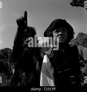 L'île au trésor (1972) Kim Burfield, Jean Lefebvre Date: 1972 Banque D'Images