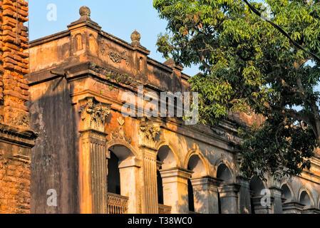 Baliati Palace, Dhaka, Bangladesh Division Banque D'Images