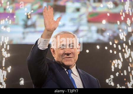 Tel aviv israël avr benjamin netanyahu premier
