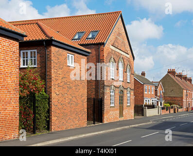 Le old Anchor Brewery, Barton upon Humber, Nord du Lincolnshire, Angleterre Royaume-uni