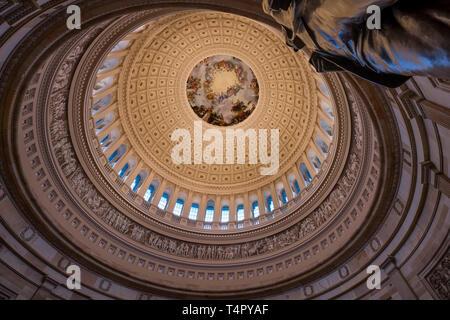 United States Capitol Rotunda