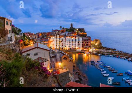 Vernazza dans Cinque Terre - Italie