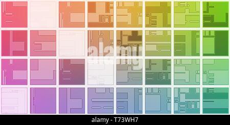 L'analyse de la gestion de données Abstract Background Concept Art Banque D'Images