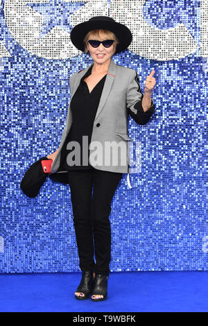 Londres, Royaume-Uni. 20 mai, 2019. Londres, Royaume-Uni. 20 mai 2019 : Lulu arrivant pour la 'Rocketman' UK premiere à Leicester Square, Londres. Photo : Steve Sav/Featureflash Crédit : Paul Smith/Alamy Live News Banque D'Images