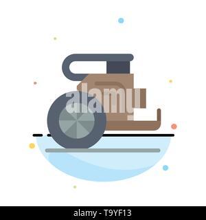 Char, chevaux, vieux, Prince, Grèce Résumé modèle Icône Couleur Télévision Banque D'Images