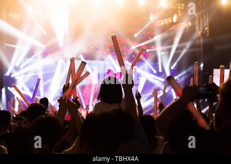 Musique Concerts Banque D'Images
