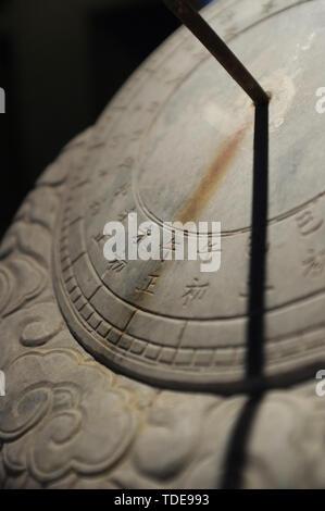 Cadran antique Banque D'Images