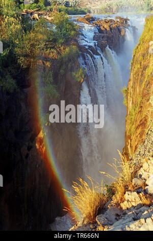 Epupa Falls, Namibie, Kaokoveld
