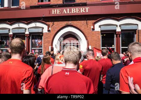 Anfield stadium,,Accueil,sol,de,Liverpool Football club,,,lfc,sur,la dernière,Travail,jeu,de,Premier ministre,League,Liverpool Merseyside,Angleterre,GB,,Bretagne,la,UK Banque D'Images