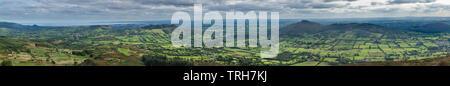 Les pays frontaliers et de l'anneau de Slieve Gullion, Gullion Co Armagh, en Irlande du Nord Banque D'Images