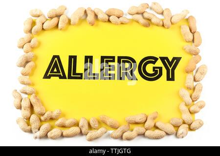 Allergie aux noix
