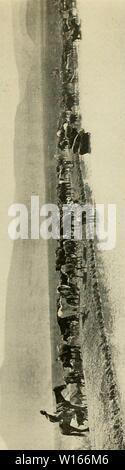 Image d'archive à partir de la page 220 du désert et la rose. Banque D'Images